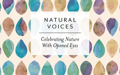 Canceled: NATURAL VOICES Book Reading