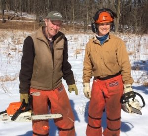 Workshop: Beginner Chainsaw Operation and Safety @ Nygren Wetland Preserve | Rockton | Illinois | United States