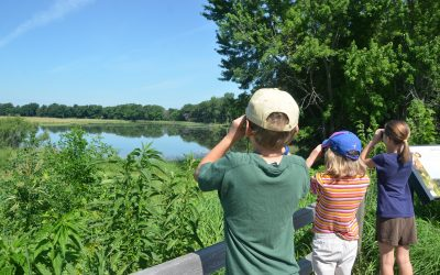 Family Nature Day Supported by CFNIL Grant