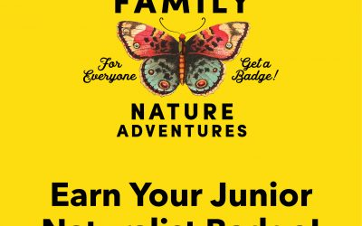 Earn a Junior Naturalist Badge and Chance to WIN PRIZES!